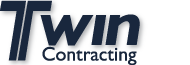 Twin Contracting Logo